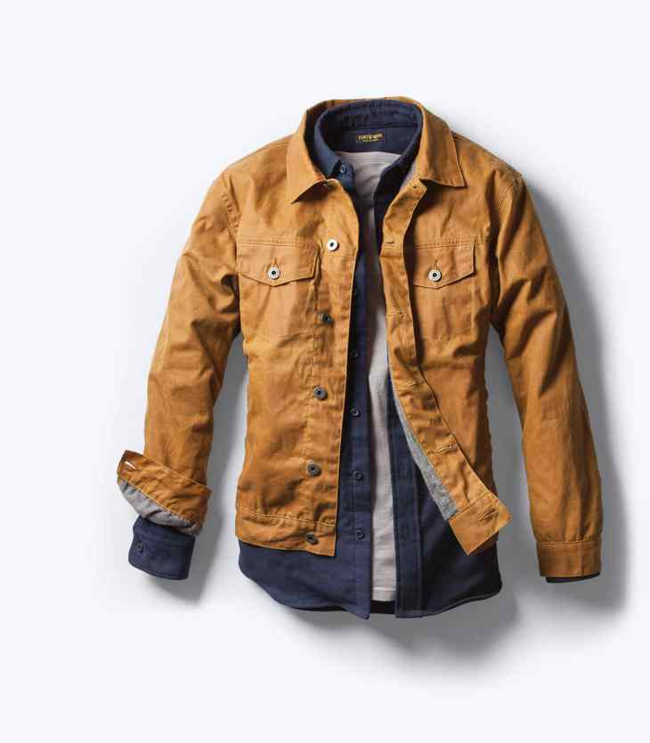 A much-coveted, super-durable jacket that's ready for all sorts of fall conditions.