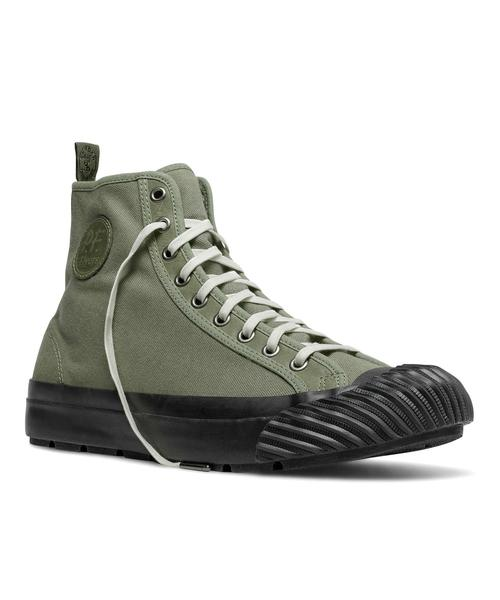 A very durable, stylish take on the high-top from an excellent collaboration.