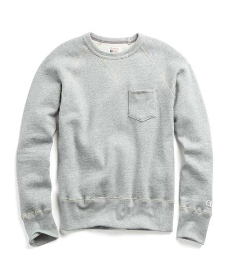 A classic sweatshirt, redefined for the modern man.