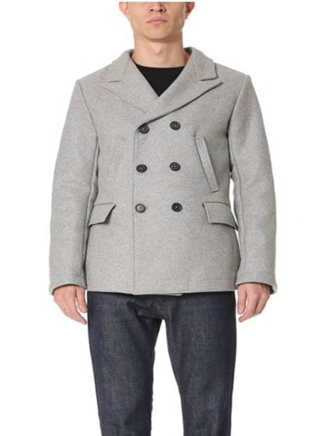 The best peacoat money can buy? It just might be.