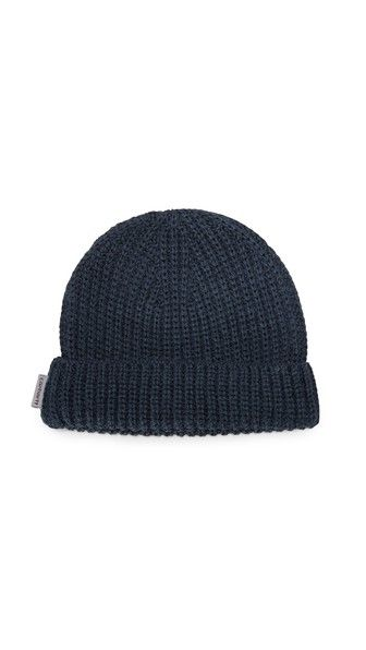 Simple, stylish and effective -- everything a good beanie should be.
