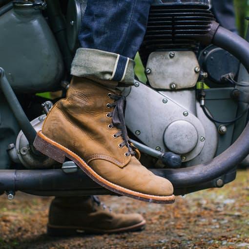 Chippewa Original Service Boots