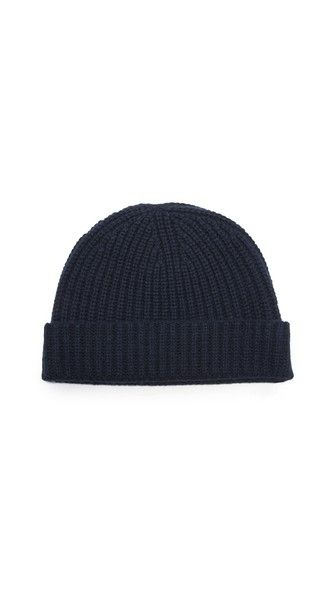 A rather luxurious upgrade to the standard winter hat.