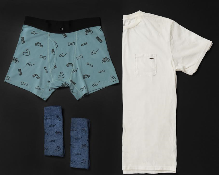 A fun, essential capsule collection from Richer Poorer supporting a good cause.