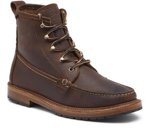 Tough, sturdy and classic -- everything you need in a great pair of leather boots