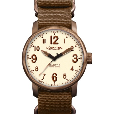 Uniquely durable, well-designed and long-lasting -- a beautiful watch for your own wish list.