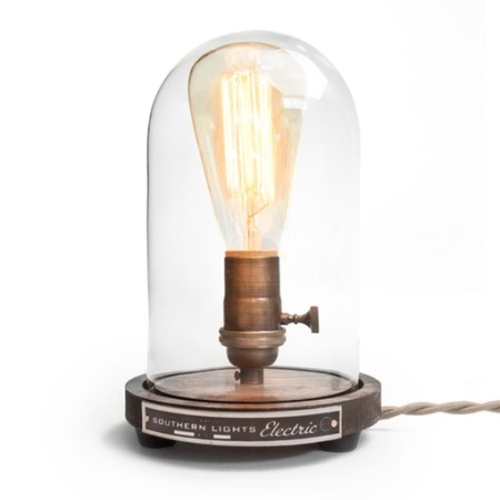 I love lamp. Yes, this lamp.