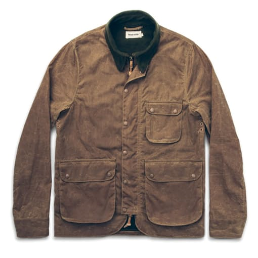 A one-of-a-kind jacket from a one-of-a-kind brand.