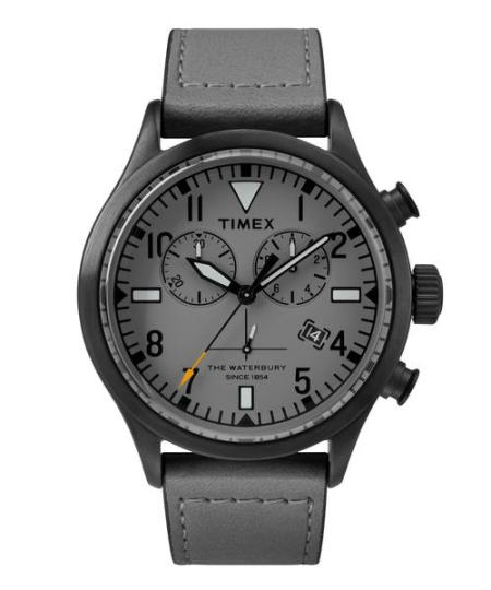 A handsome watch that blends the rugged and the refined with ease.