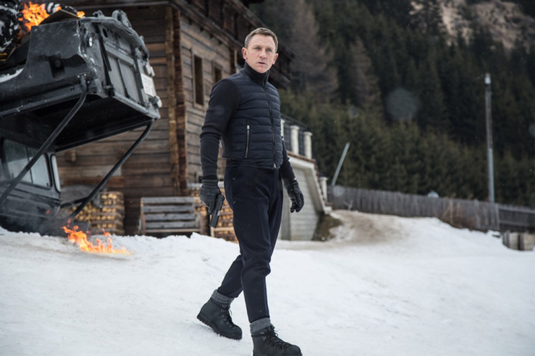 Our main man Daniel Craig wearing the Danner Mountain Light II.... slightly different, but nonetheless worth channeling (maybe minus the handgun).