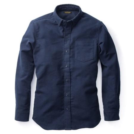 A cozy base layer that's a bit dressier than a plain thermal shirt.