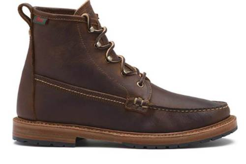 A relatively slim profile and sturdy stitching add to the durability & style of these boots.