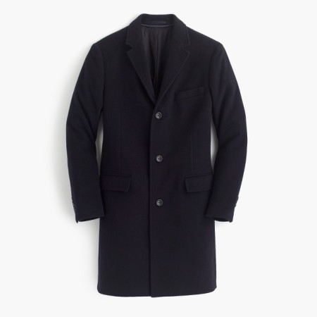 As classic a topcoat as it gets, at a not-so-bad price.