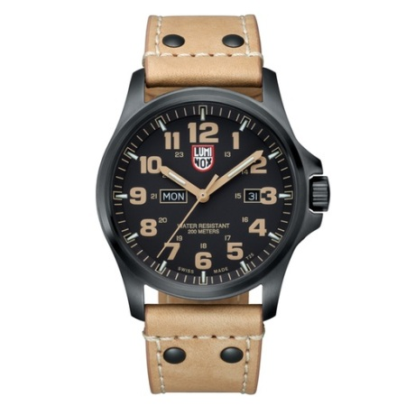 A rugged-yet-refined timepiece for travel and activities once you get to your destination.
