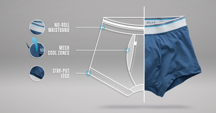 Deconstructing the 18-Hour Jersey Boxer Brief.