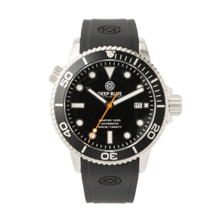 A tough watch with classic diver specs and the versatility to work for a casual night watching a slate of games.