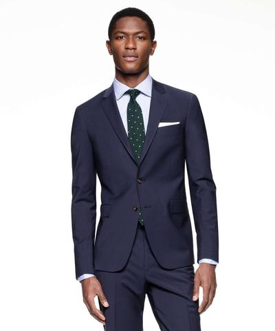 Quite possibly the only suit you'll need to buy -- ehh?