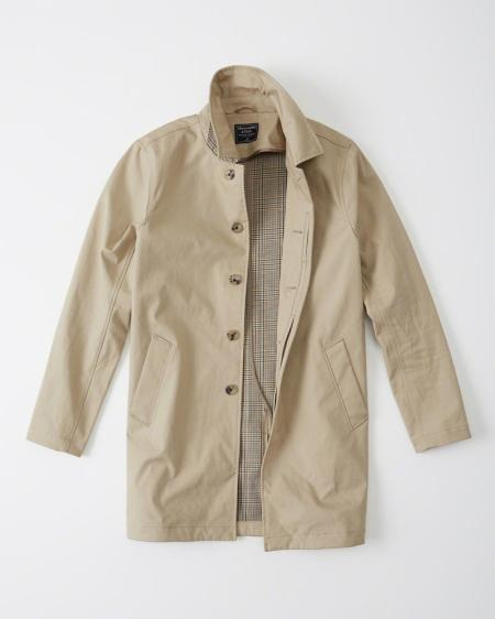 Your new favorite spring jacket -- perfect for rainy, breezy days & plenty of time in between.