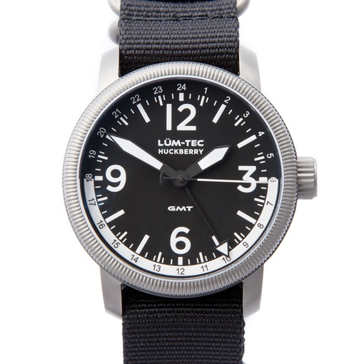 Between the NATO strap and the stainless steel case, this watch can handle quite a bit.