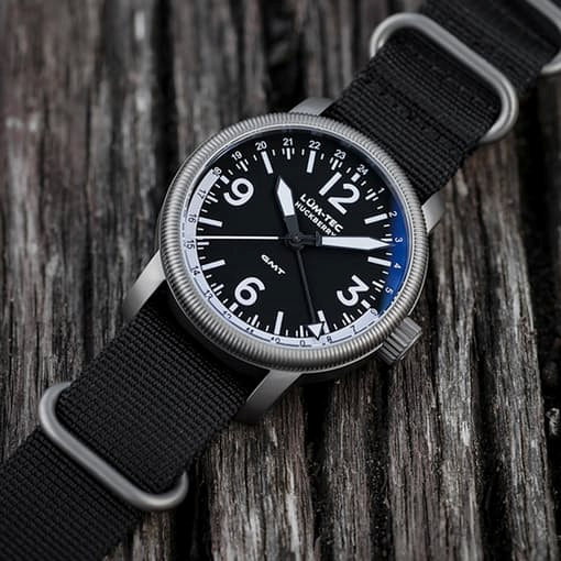 An eye-catching watch with durable, tough specs and made-in-America construction.
