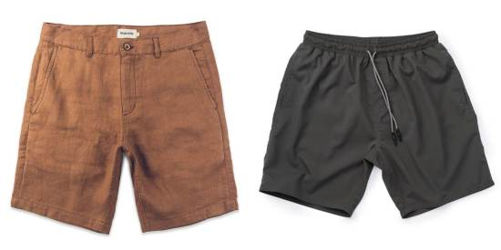 Casual men's shorts