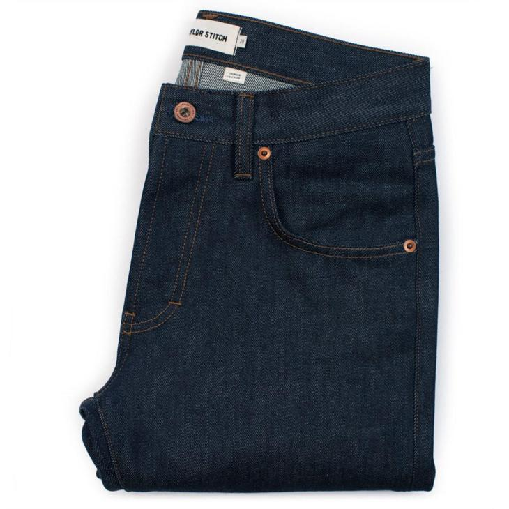 Taylor Stitch denim