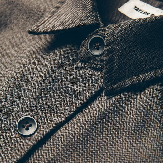 Taylor Stitch Utility Shirt