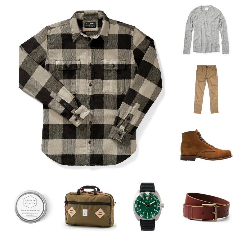 Best men's flannel shirts