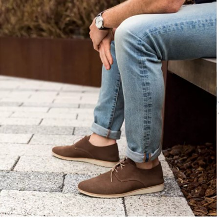 d06897483bf Style Pick of the Week  Nisolo x Huckberry Travel Derby