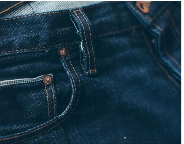 Taylor Stitch Slim Jeans