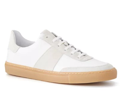 8e43e6bd7f7bd A low profile and a gum rubber sole make these an excellent sneaker  purchase.