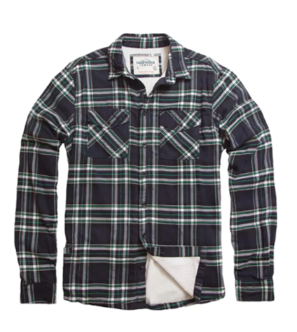 Best men's flannel shirt