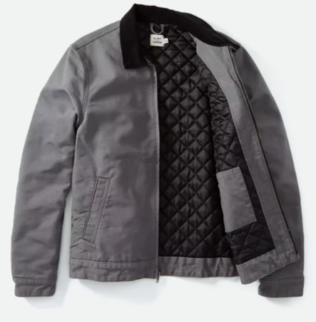 Flint and Tinder Mill Jacket