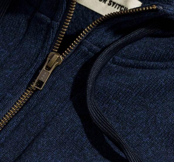 stylish zip hoodie