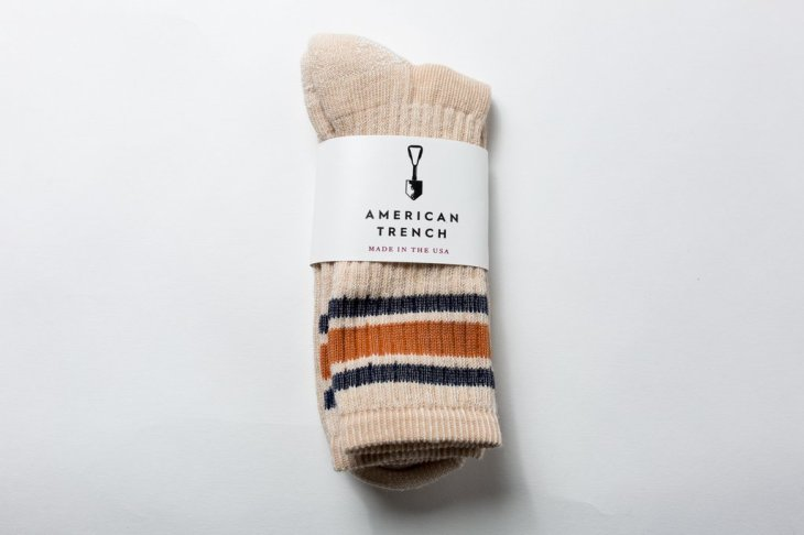 American Trench Merino Activity Socks