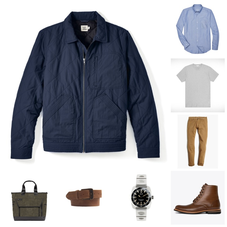 Best men's jackets for spring