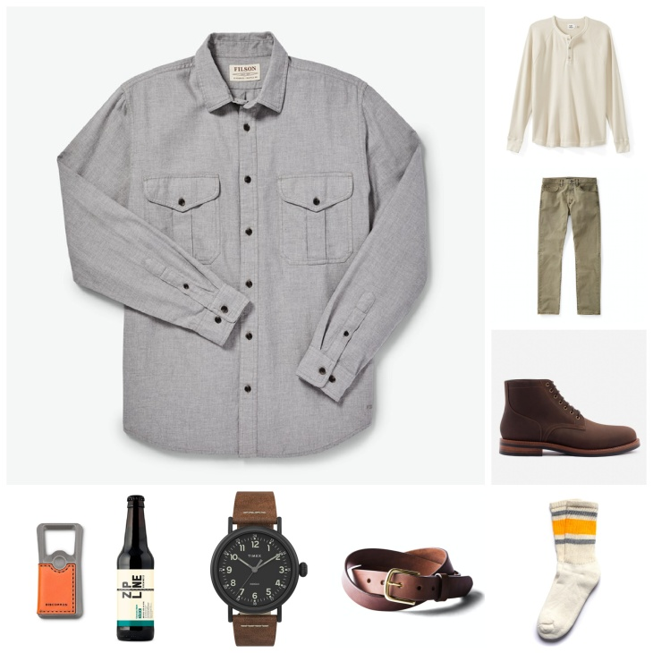 How to wear an overshirt this spring
