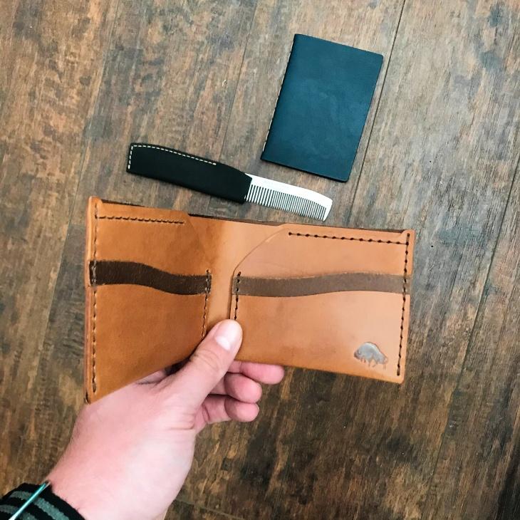 Ezra Arthur Leather Goods