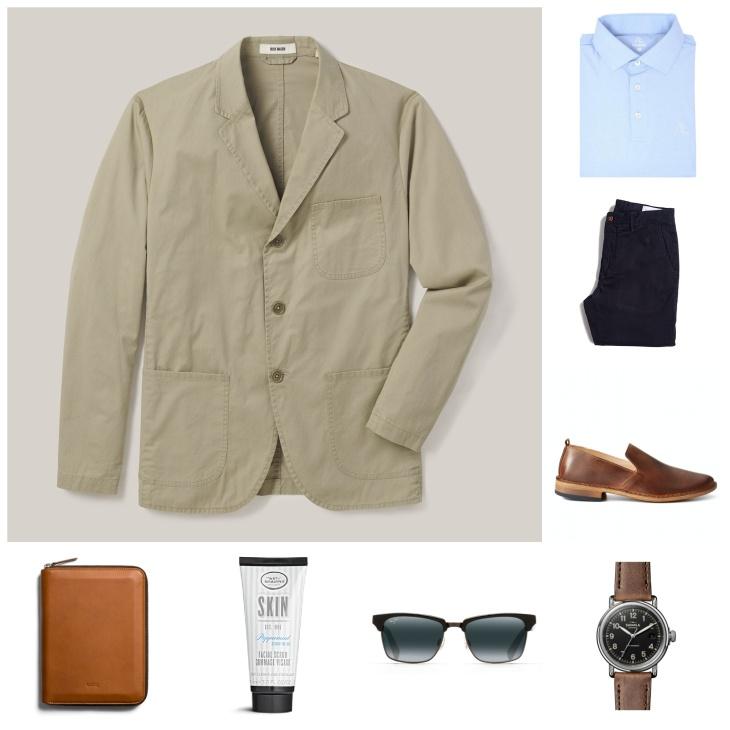 Best way for men to wear a blazer this spring